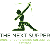 The Next Supper logo